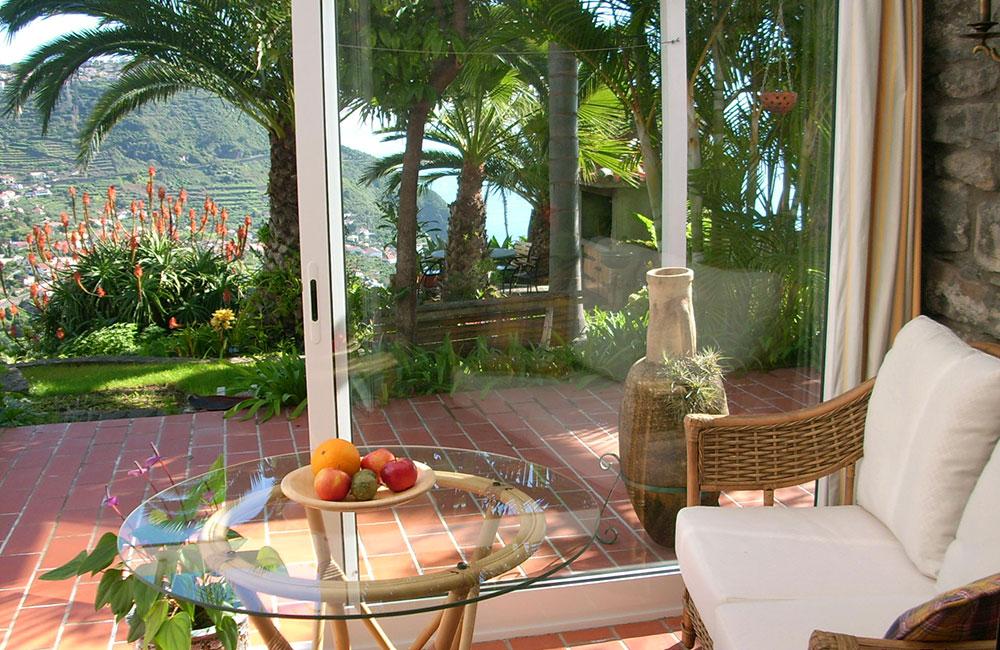 Ferienwohnung Madeira – Apartment mit Meerblick